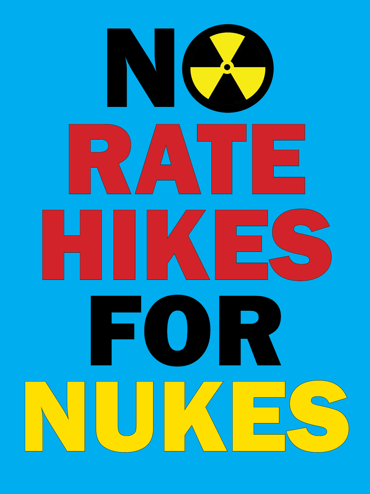 No Rate Hikes for Nukes